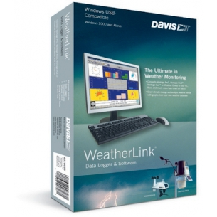 Интерфейс подключения к ПК  Davis 6510USB WeatherLink®