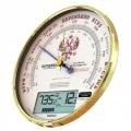 Барометр электромеханический RST 05802 «Герб» дисплей