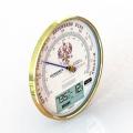 Барометр электромеханический RST 05802 «Герб» внешний вид