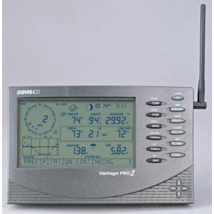 Метеостанция профессиональная Davis Vantage Pro2 6153EU