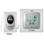 Метеостанция цифровая Atomic W739009 white