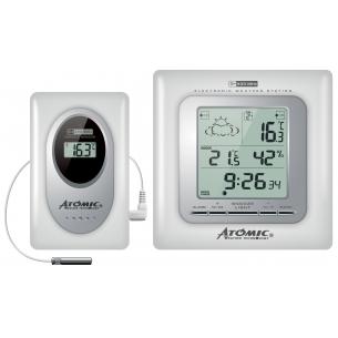 Метеостанция цифровая Atomic W739009
