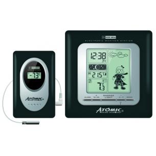 Метеостанция цифровая Atomic W839009