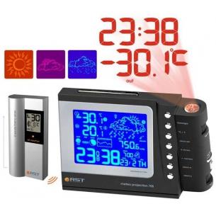 Метеостанция цифровая RST METEO PROJECTION 705 (32705)