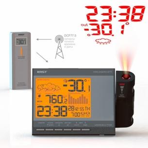Метеостанция цифровая проекционная RST 32775 (METEO PROJECTION Q775)
