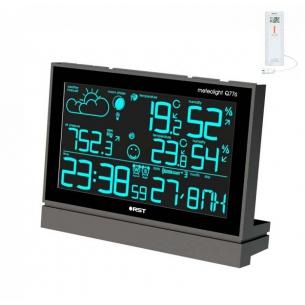 Метеостанция цифровая RST 88776 (Q776) с давлением и влажностью
