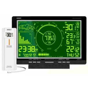 Метеостанция цифровая RST Q777 (88777)