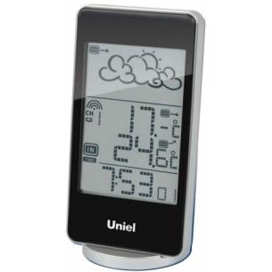 Метеостанция цифровая Uniel UTV-82 Black