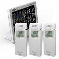 Радиодатчик температуры и влажности RST 01919 в наборе