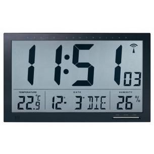 Настенные часы с измерением температуры TFA 60.4510.01